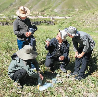 至少一万年前 人类或已沿东南线登上青藏高原 本报记者 王美华
