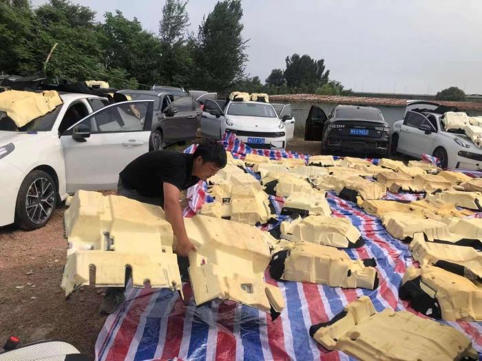郑州40万辆车受损,险企怎么扛? 作者:21世纪经济报道